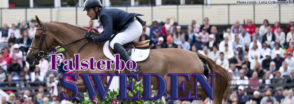 Furusiyya FEI Nations Cup: Falsterbo, Sweden