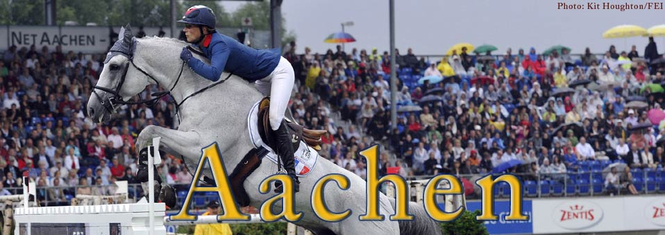 Furusiyya FEI Nations Cup: Aachen, Germany