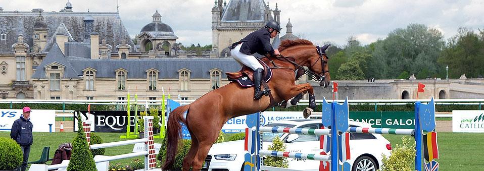 """Chantilly Show Jumping"" – Westfale / Pixabay / CC0 1.0"