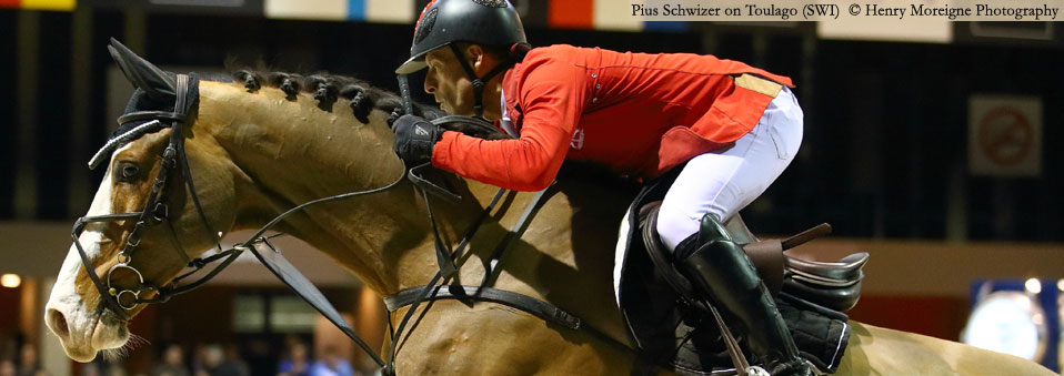 Longines FEI World Cup Show Jumping Finals 2014