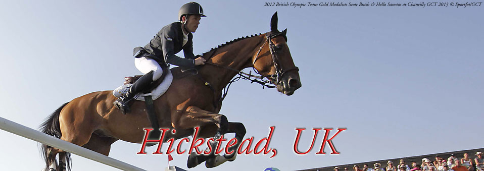 Furusiyya FEI Nations Cup: Hickstead, Great Britain (UK)