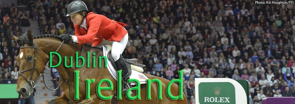 Furusiyya FEI Nations Cup: Dublin, Ireland