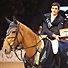 20 year-old Nicola Philippaerts wins the Longines FEI World Cup Qualifier at Gothenburg