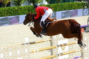 Nations from around the world sent their top jumping horses and riders for 3 days of incredible competition. - Photo courtesy of Henry Moreigne - © HMP Photography