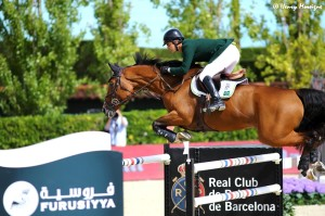 Brazil sent their top squad to contest the first-ever 2013 Furusiyya FEI Nations Cup Finals. - Photo courtesy of Henry Moreigne - © HMP Photography