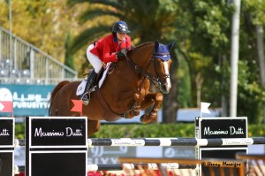 Young US stars Reed Kessler and CYLANA was 2nd out for the USA. - Photo courtesy of Henry Moreigne - © HMP Photography