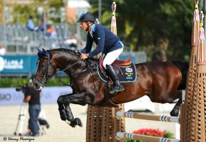 Anchors Rolf­-Göran Bengtsson and CASALL ASK contributed a perfect clean round for Sweden. - Photo courtesy of Henry Moreigne - © HMP Photography