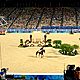 Arena during equestrian competition at the 2008 Olympic Games held in Hong Kong - Photo: © Tksteven / Wikimedia / CC BY-SA 2.5